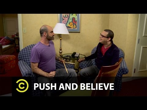 Push And Believe: Joe DeRosa and Brody Stevens (from Comedy Central and CC: Studios)