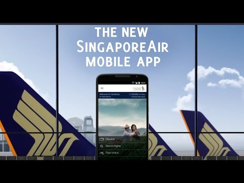 Video of Singapore Airlines