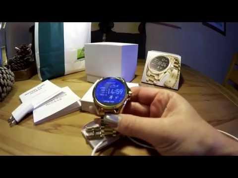 Michael Kors Smartwatch !