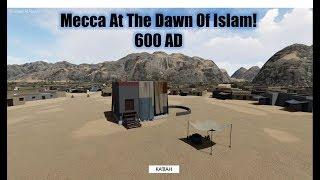 Video Mecca at the Dawn of Islam, 600AD Map! MP3, 3GP, MP4, WEBM, AVI, FLV Agustus 2019