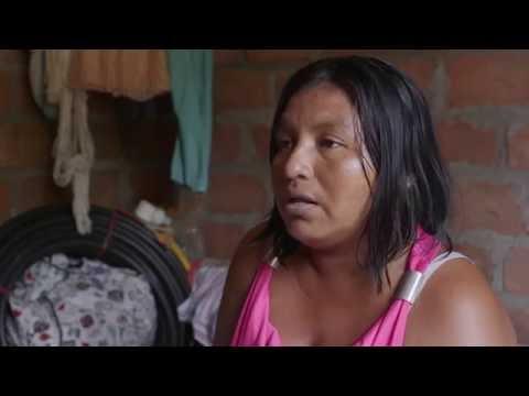 """""""El Mal vecino"""" - La historia de una madre Wayúu que enfrenta a Cerrejón"""