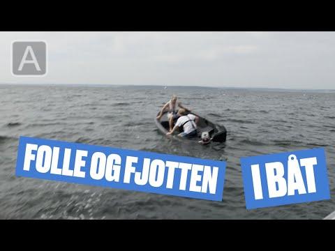 Folle og Fjotten: Synkende båt og mytteri