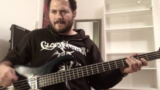 A Perfect Circle - The Outsider Bass Cover