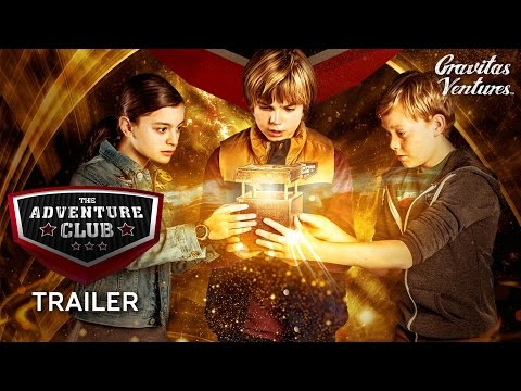 The Adventure Club - Official Trailer - Kim Coates, Billy Zane Family Movie HD