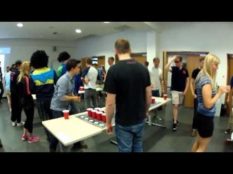 Beer Pong Turnier Leipzig 24.04.2013