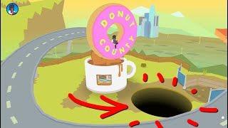 SIMULADOR de AGUJERO! Donut County