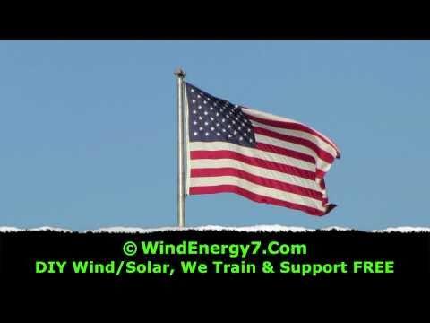 DIY Wind Turbine – Wind Energy 7