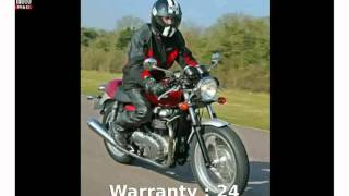 3. 2009 Triumph Thruxton 900 Specification