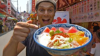 Nonton Tokyo Street Food Market Experience   Ameyoko     Only In Japan Film Subtitle Indonesia Streaming Movie Download