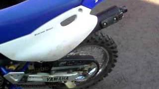 7. 2007 yamaha ttr 125 ****for sale****