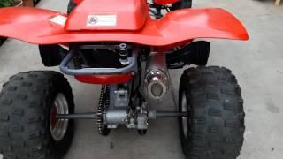 1. Honda 400ex 2004