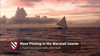 As part of the 2016–2017 Oceans Lecture Series, John Huth leads a panel discussion in which participants tease apart what the Marshallese navigators did, how...