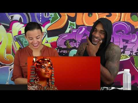 Nicki Minaj - Majesty (ft. Eminem & Labrinth)(Reaction)(Review)
