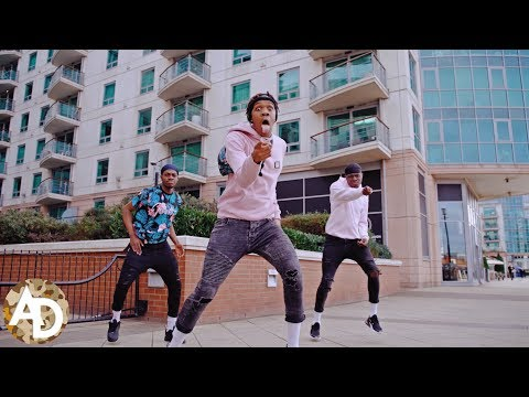 Chinko Ekun - Able God Ft. Lil Kesh & Zlatan Ibile (Dance Video)