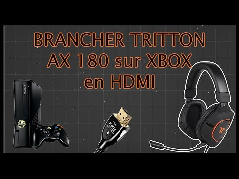 comment regler un tritton ax 180