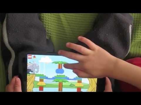 App Test Lego Duplo Zoo für medialiteracylab  #mlab