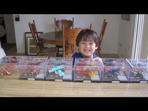 DISNEY PLANES!! NEW MOVIE TOYS!!!!!!!!!!!!!!