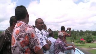 Fijian Prime Minister Receives Second Fiji Airways A330 Airbus