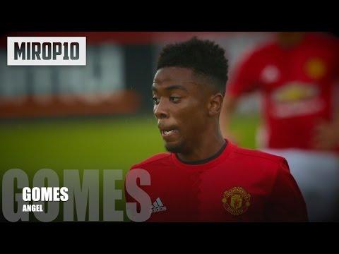 Angel Gomes: O miúdo maravilha do Manchester United