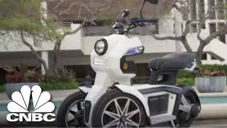 5. iTank CEO Says Three-Wheel Scooter 'More Fun Than Ever Before' | Adventure Capitalists | CNBC Prime
