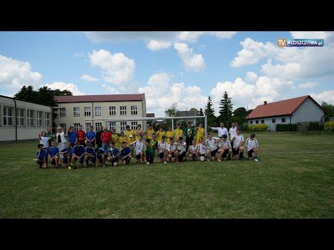 VI edycja Turnieju Piłki Nożnej o puchar Burmistrza Gminy Włoszczowa i Proboszcza parafii Konieczna