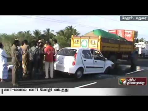 One-killed-as-car-rams-into-sand-lorry