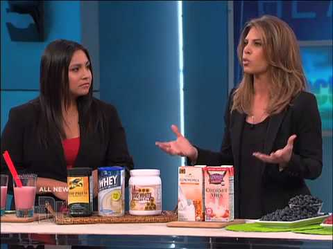 Ask Jillian Protein Shakes Medical Course