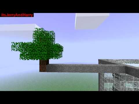 12 (fun) ways to kill someone in Minecraft (ItsJerryAndHarry)