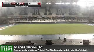 Vasco 0 x 2 Flamengo - FINAL - 1ºJogo - Campeonato Carioca - 14/04/2019