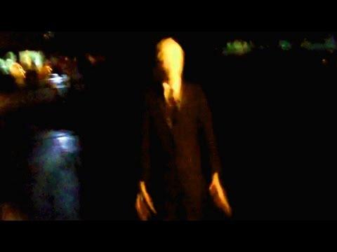Slender Man Attack!!