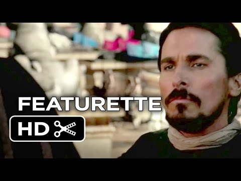 Exodus: Gods And Kings Featurette - Christian Bale And Joel Edgerton (2014) - Movie HD
