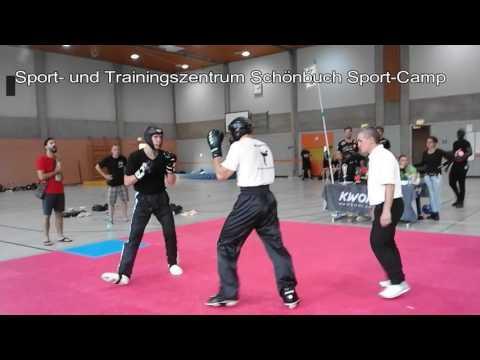 Kickboxen Leichtkontakt Herren