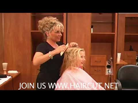 Short haircuts - SAMANTHA'S LONG TO SHORT PIXIE HAIRCUT BY STYLIST PENELOPE DVD 128 NOW SHOWING PLEASE SUBSCRIBE