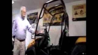 5. 2010 Cub Cadet Volunteer UTV video walkaround