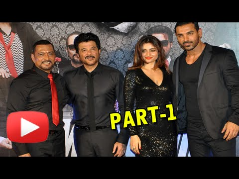 Welcome Back Trailer Launch | Anil Kapoor, Nana Pa