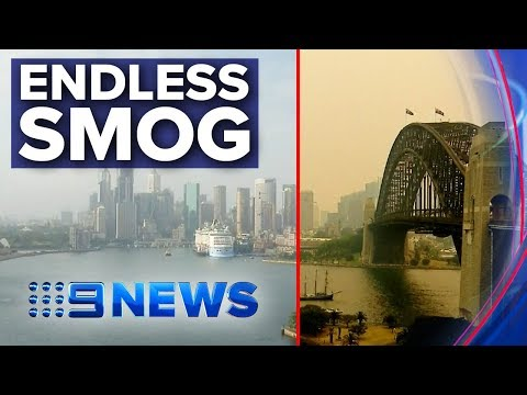 Video - Αυστραλία: Μαίνονται οι πυρκαγιές -Πέπλο τοξικού καπνού πάνω από το Σίδνεϊ -Τουλάχιστον 4 νεκροί