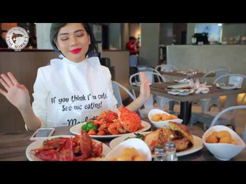 Siapa kata makan fancy mesti mahal?