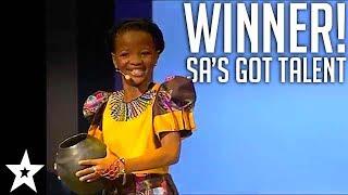 Video Kid Poet Bothale Boikanyo WINNER of SA's Got Talent 2012 | All Auditions & Performances MP3, 3GP, MP4, WEBM, AVI, FLV Agustus 2018