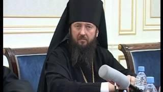 Встреча акима ВКО с митрополитом, 16.10.2015
