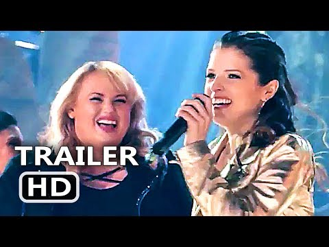 Aca-Amazing 'Pitch Perfect 3' Trailer Tease Shows Bellas as 'Action Stars'