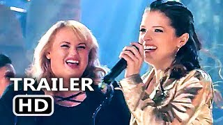 PITCH PERFECT 3 Official Trailer Tease (2017) Anna Kendrick Comedy Movie HD