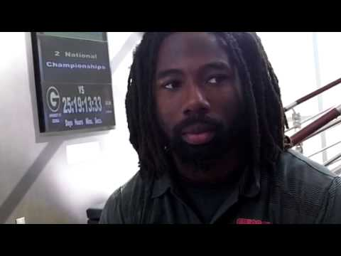 Keith Marshall Interview 8/10/2015 video.