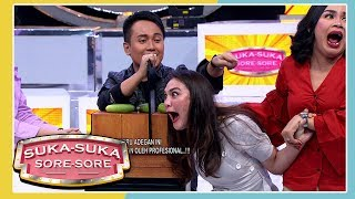 Video Satu Studio Panik! Denny Darko Potong Tangan Luna Maya - Suka Suka Sore Sore (28/2) MP3, 3GP, MP4, WEBM, AVI, FLV Mei 2019