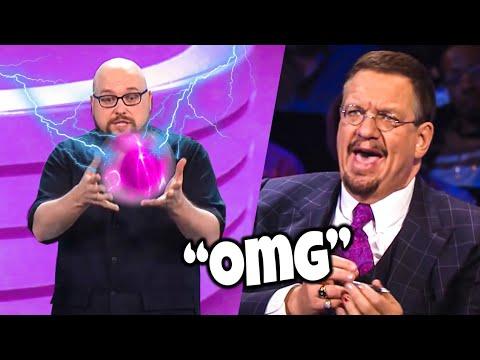 Garrett Thomas IMPOSSIBLE Ring Magic FOOLER Caught Lying?  REVEALED   Penn & Teller Fool Us EXPOSED!