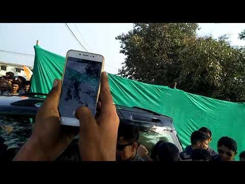Rahul gandhi in bhesan junagadh