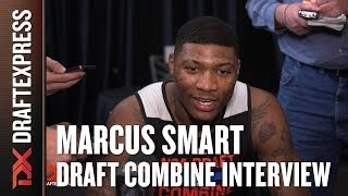 Marcus Smart Draft Combine Interview