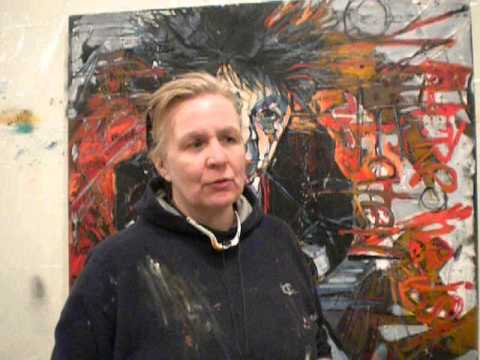 Painter Beck Lane Talks About Changing Direction and Intent
