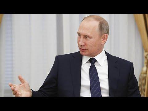 Πούτιν: Επέκταση των κυρώσεων κατά της Ε.Ε. έως τα τέλη του 2018