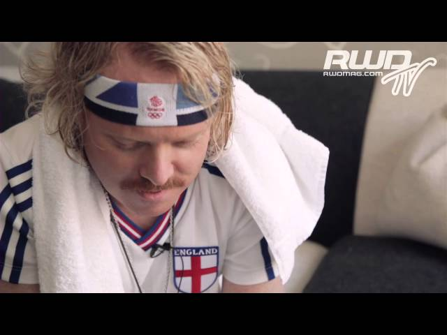 KEITH LEMON PLAYS GUESS THE CHEST WITH RWD TV