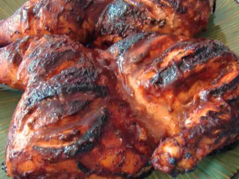 Today's Grillin' Recipe: Easy BBQ Chicken!
